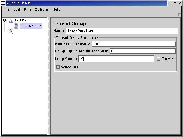 JMeter : Stress testing applications - Web Forefront